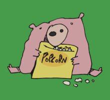 popcorn One Piece - Short Sleeve