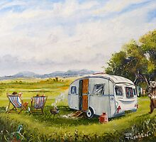 Caravan peril by Joe Trodden