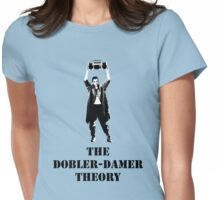 The Dobler-Dahmer Theory Womens Fitted T-Shirt