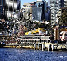 Sydney Luna Park by dazzleng