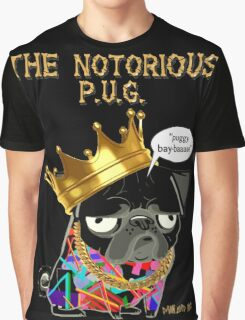 notorious pug Graphic T-Shirt