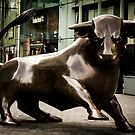 The Bull by Barry Robinson