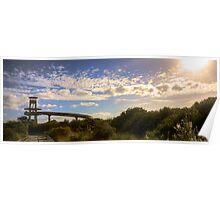 Everglades Overlook Poster