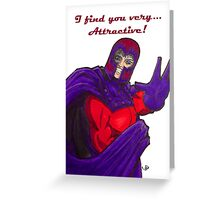 Attractive Card Greeting Card