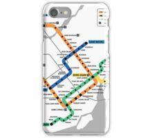STM Montreal Metro - light background iPhone Case/Skin