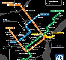 STM Montreal Metro by ianscott76