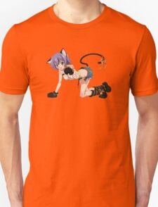 Sexy cat girl woman  T-Shirt