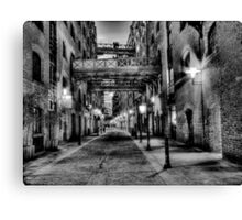 Edwardian London - HDR Canvas Print