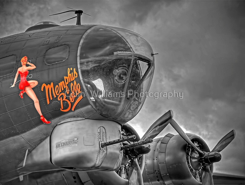 """A Flying Legend"" by Colin  Williams Photography"