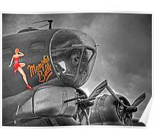 """A Flying Legend"" Poster"