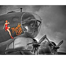 """""""A Flying Legend"""" Photographic Print"""
