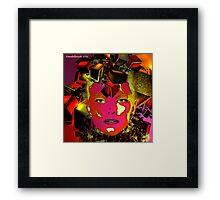 """ Gifted "" Framed Print"