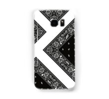 Bandana on Point Samsung Galaxy Case/Skin