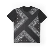 Bandana on Point Graphic T-Shirt