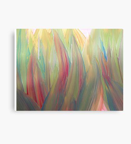 Painterly Canvas Print