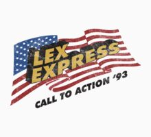 Lex Express by DDTees