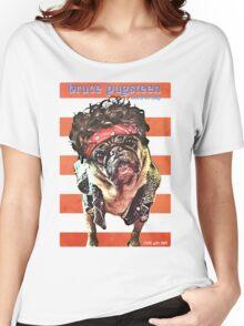 bruce pugsteen Women's Relaxed Fit T-Shirt