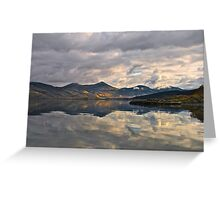 The Isle of Mull Greeting Card