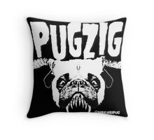 pugzig Throw Pillow
