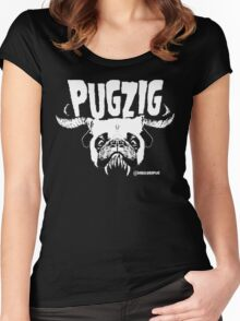 pugzig Women's Fitted Scoop T-Shirt