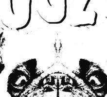 pugzig Sticker