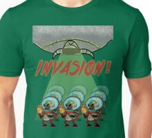 Alien Invasion! Unisex T-Shirt