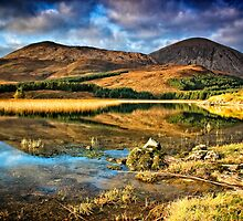 The Red Cuillins by hebrideslight