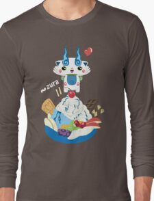 Ice Cream Komasan Long Sleeve T-Shirt
