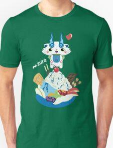 Ice Cream Komasan Unisex T-Shirt