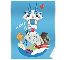 Ice Cream Komasan Poster