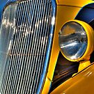HDR - Roadster Grille by Doug Greenwald