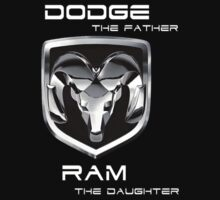 Dodge ram White by Fl  Fishing