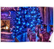 HDR - Christmas Scene Poster