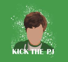 Kick The PJ Tee by fandomchic