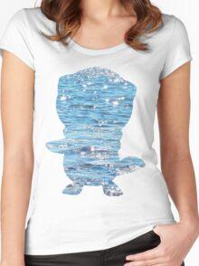Oshawott used Scald Women's Fitted Scoop T-Shirt