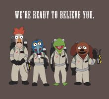 We're Ready to Believe You by Elliott Junkyard