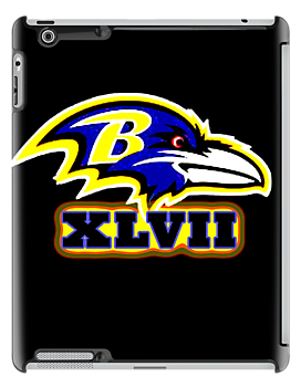 Ravens Superbowl Win XLVII by AstroNance