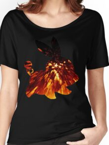 Tepig used Incinerate Women's Relaxed Fit T-Shirt
