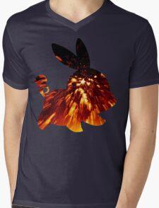 Tepig used Incinerate Mens V-Neck T-Shirt