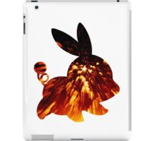 Tepig used Incinerate iPad Case/Skin