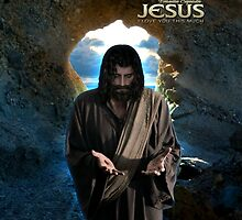 Jesus: I love you this much (iPad Case) by Angelicus