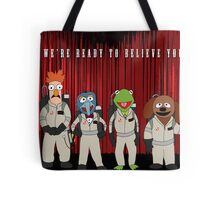 We're Ready to Believe You Tote Bag