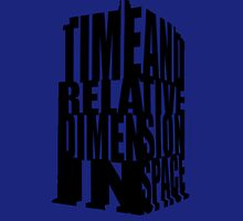 Time And Relative Dimension In Space by mikmcdade