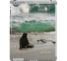Jesus: Spend time with Me (iPad Case) iPad Case/Skin