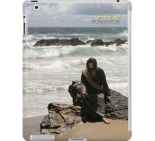 Jesus: Tell Me everything; I'm listening (iPad Case) iPad Case/Skin