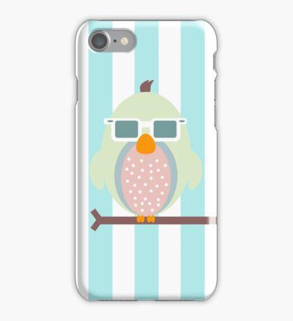 Cool Owl iPhone Case/Skin