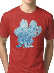 Froakie used Bubble Tri-blend T-Shirt