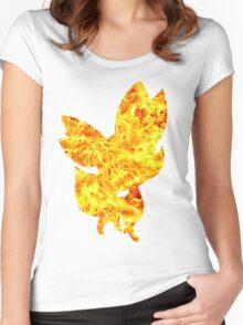 Fenniken used Ember Women's Fitted Scoop T-Shirt