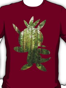 Chespin used Growth T-Shirt