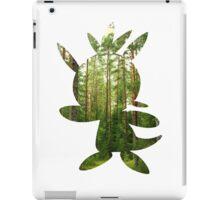 Chespin used Growth iPad Case/Skin